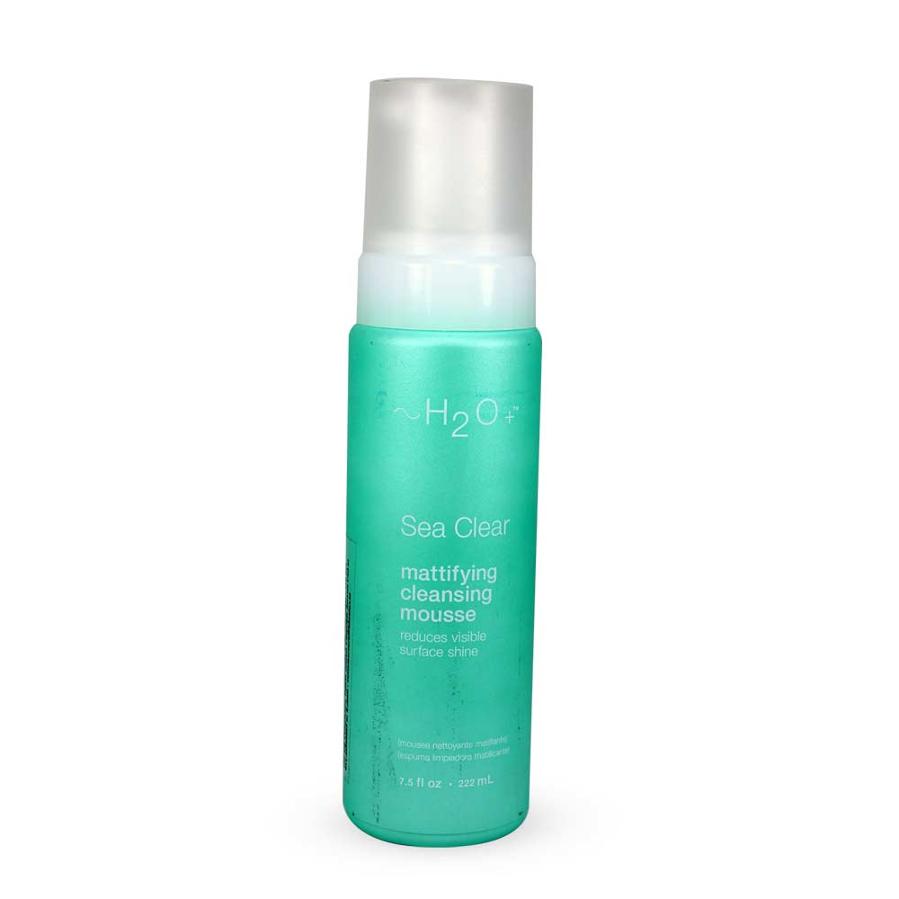 H2O Plus Sea Clear Mattifying Cleansing Mousse (222ml)