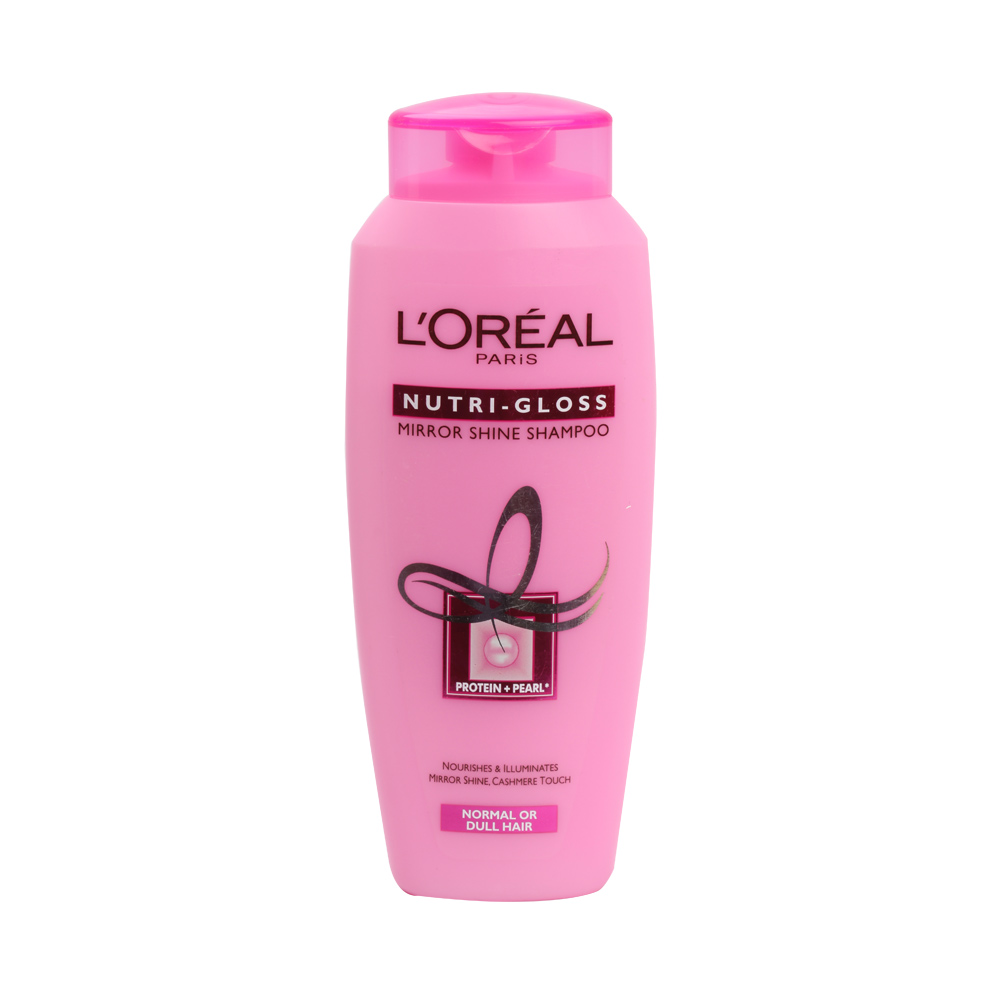 L'Oreal Paris Nutri Gloss Mirror Shine Shampoo (175ml)