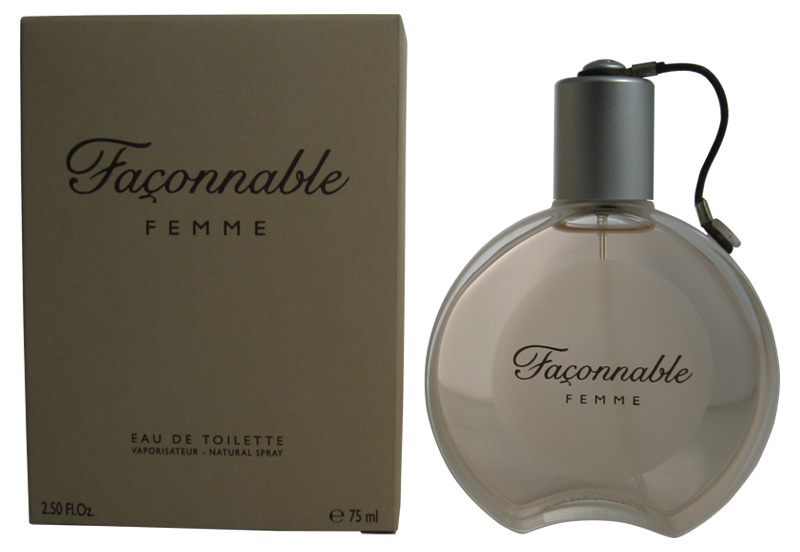 Faconnable Femme EDT Spray for Women (73 ml)