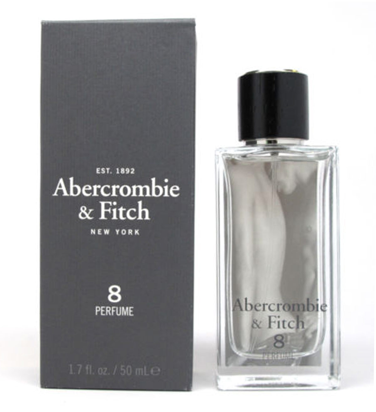 Abercrombie & Fitch 8 EDP Spray for Women (50 ml)