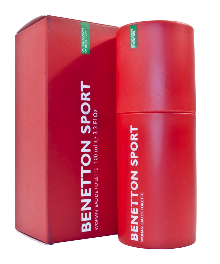 Benetton Sport Women EDT (100 ml)