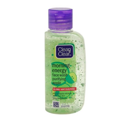 Clean & Clear Morning Energy Face Wash Purifying Apple