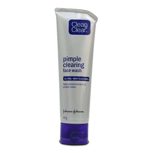 Clean & Clear Pimple Clearing Face Wash (40gm)