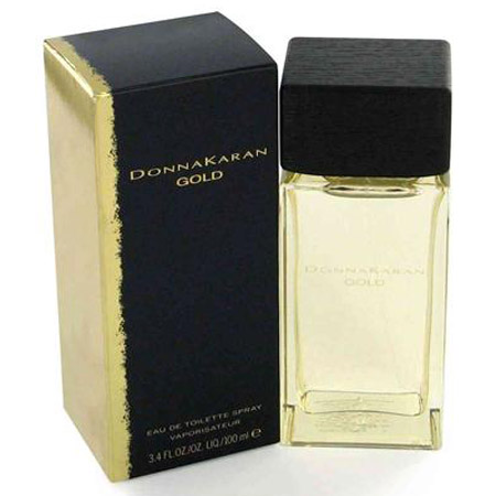 Donna Karan Gold EDT Spray for Women (100ml)