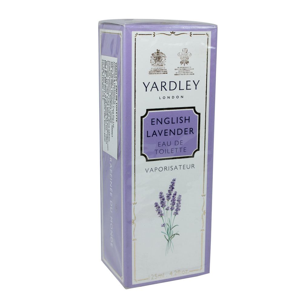 Yardley English Lavender EDT Perfume For Women (100ml)