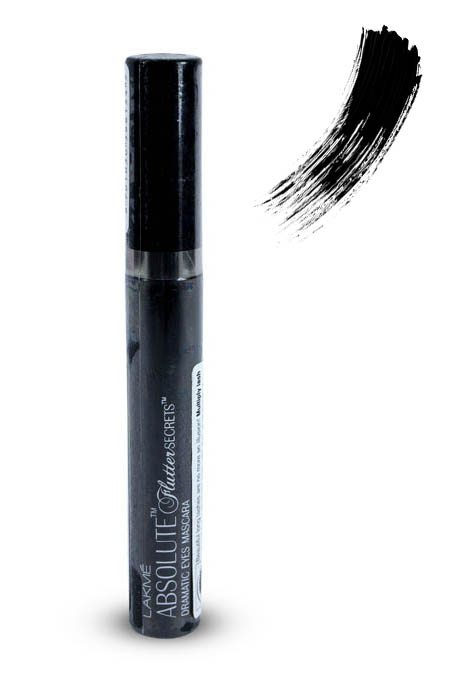 Lakme Absolute Dramatic Eyes Mascara Flutter Secrets - Night Drama