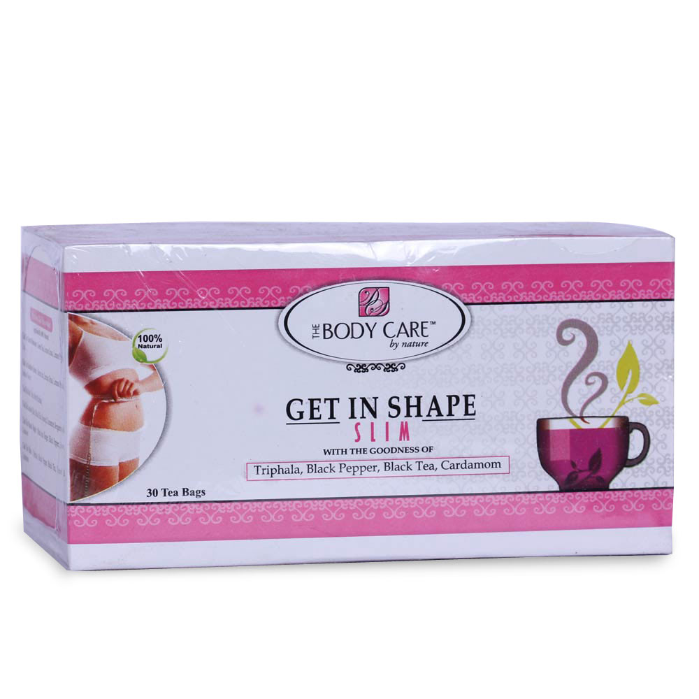 The Body Care Get In Shape Slim Tea
