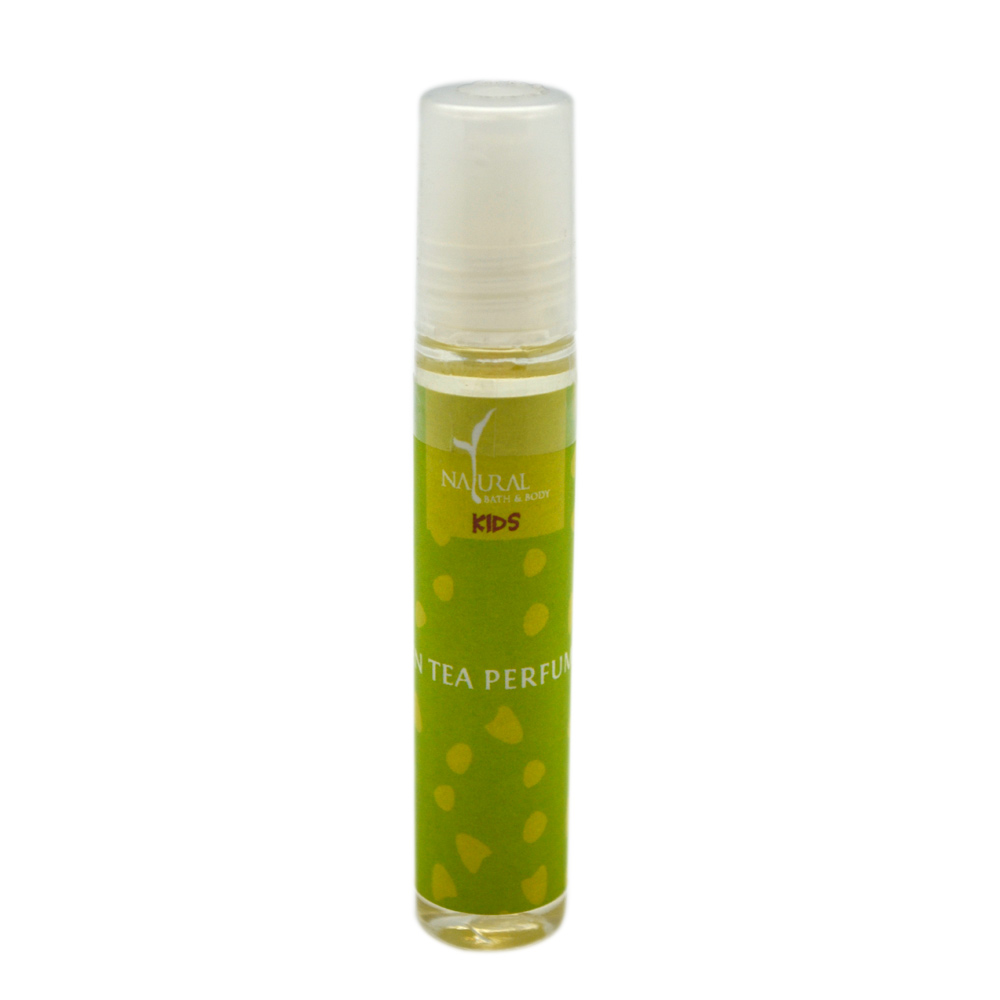Natural Bath And Body Green Tea Perfume Oil (For Kids) (10ml)
