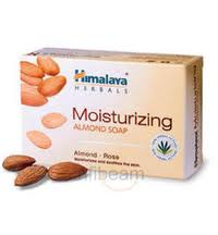 Himalaya Moisturizing Almond Soap (125gm)