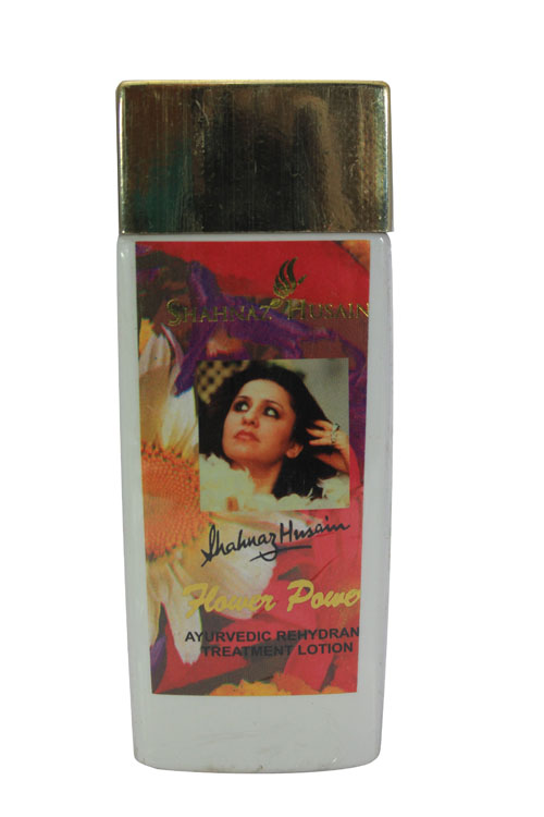 Shahnaz Husain Flower Power Ayurvedic Rehydrant Treatment Lotion (100ml)