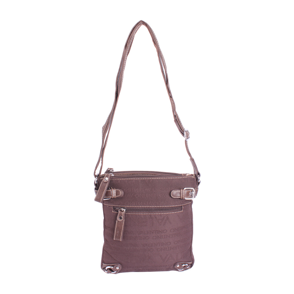 AAR Chic n Smart Sling Bag (Dark Brown)