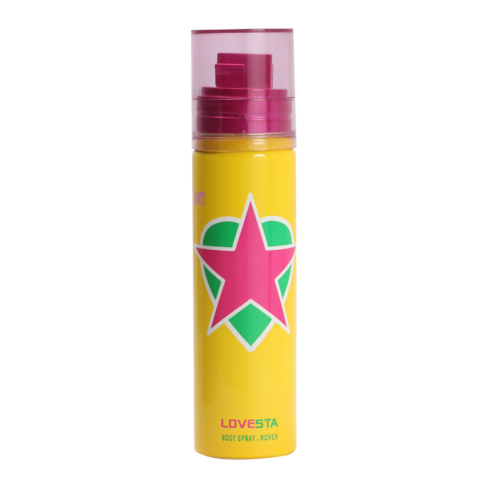 MTV Lovesta Body Spray  for Women (150 ml)