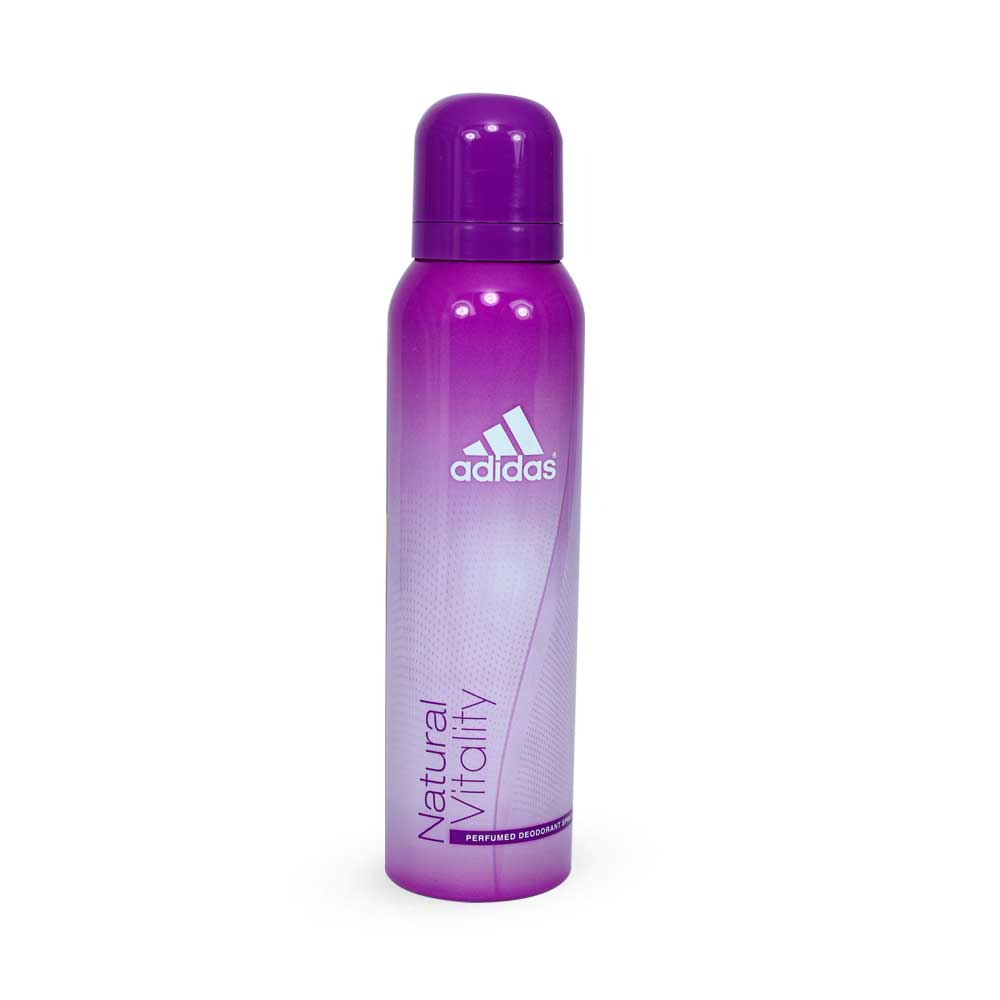 Adidas Natural Vitality Deodorant For Women ( 150 ml)