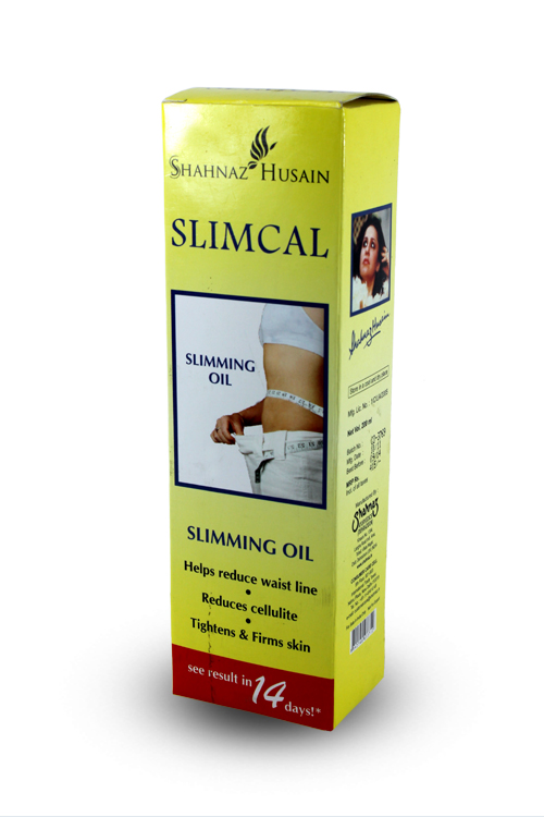 Shahnaz Husain Slimcal Slimming Oil (200ml)