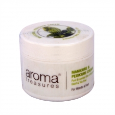 Aroma Treasures - Manicure & Pedicure Cream Online Shopping