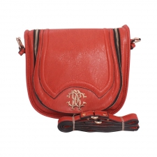 Gorgeous Craftsy Typical Sling Bag-Red(Khoobsurati)