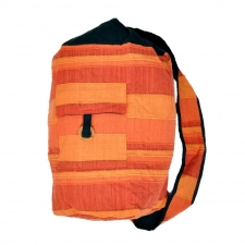 Little India Jaipuri Jogi Style Orange Hand Carry Bag -148 Online Shopping