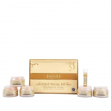 Sattvik Organic Gold Facial Kit