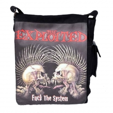 Leo Black Skull Print Sling Bag for Men USB-273-D Online Shopping