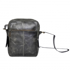 Leo Green Canvas Sling Bag for Men LB-018 Online Shopping
