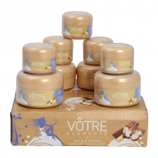 Votre Gold & Topaz Radiant Facial Kit