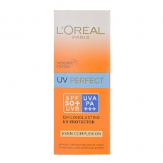 L'Oreal Paris Mexoryl Filters UV Perfect Even Complextion SPF-50 (30 ml)